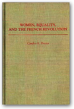 Women, Equality and the French Revolution
